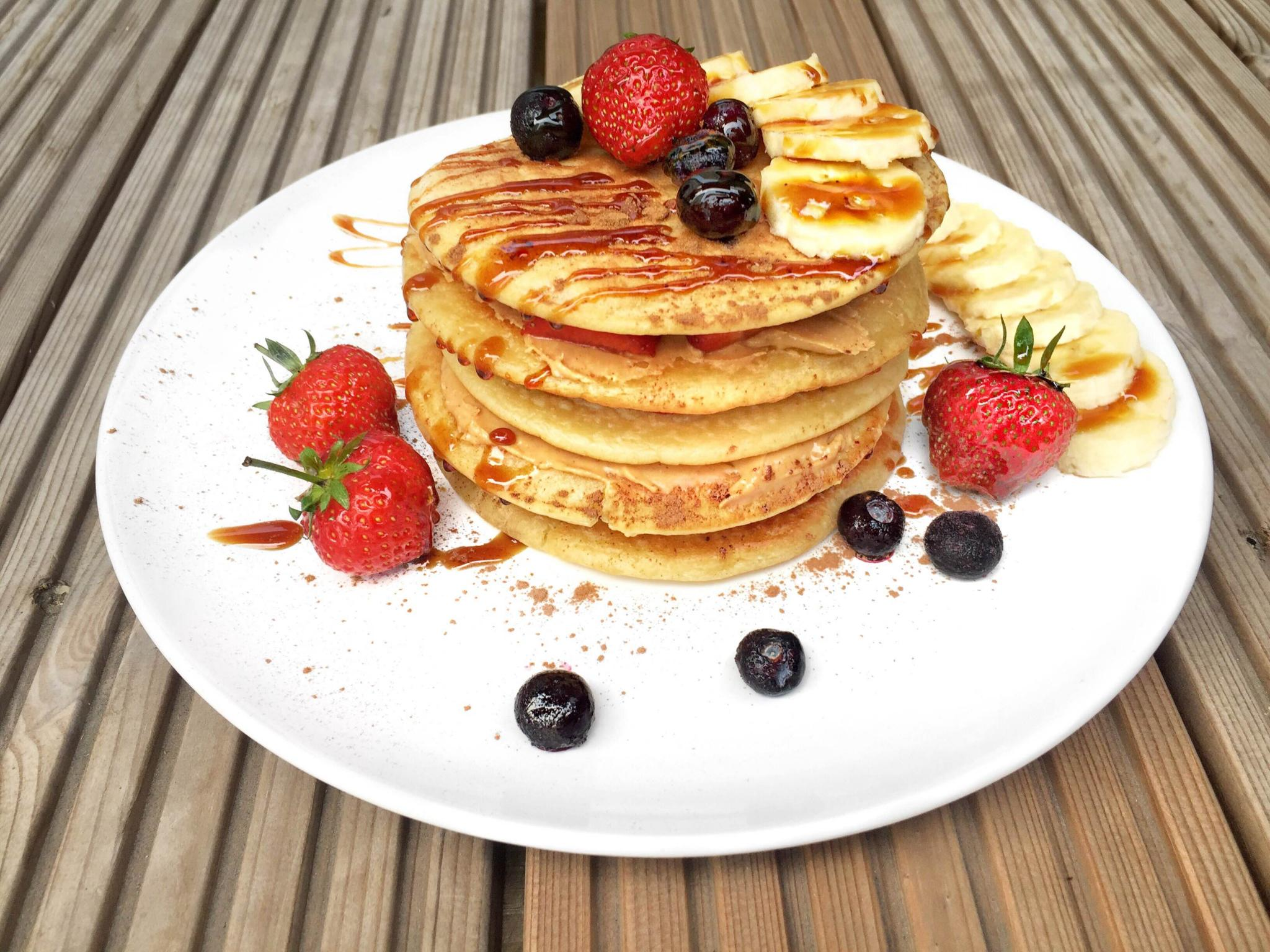 Vegan Blogger UK | Vegan Pancakes Recipe