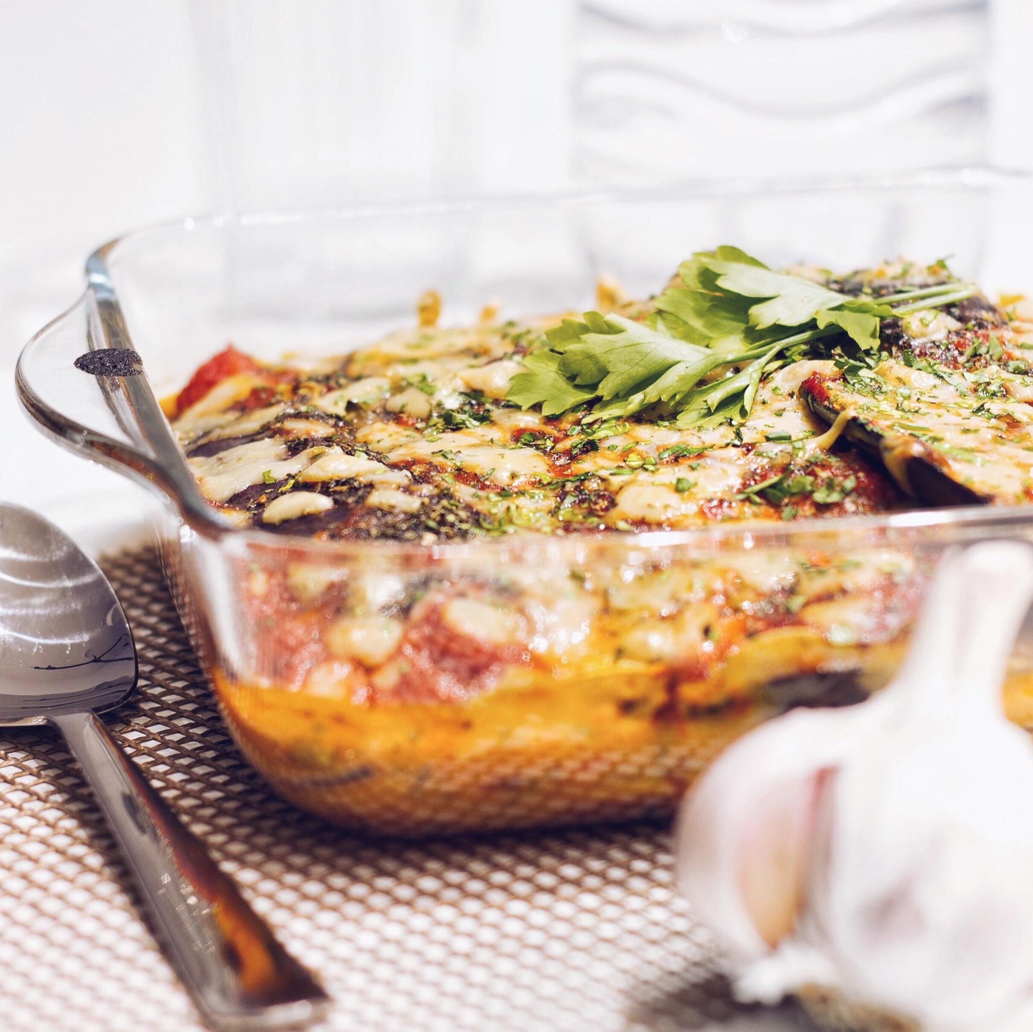 Vegan Parmigiana Recipe