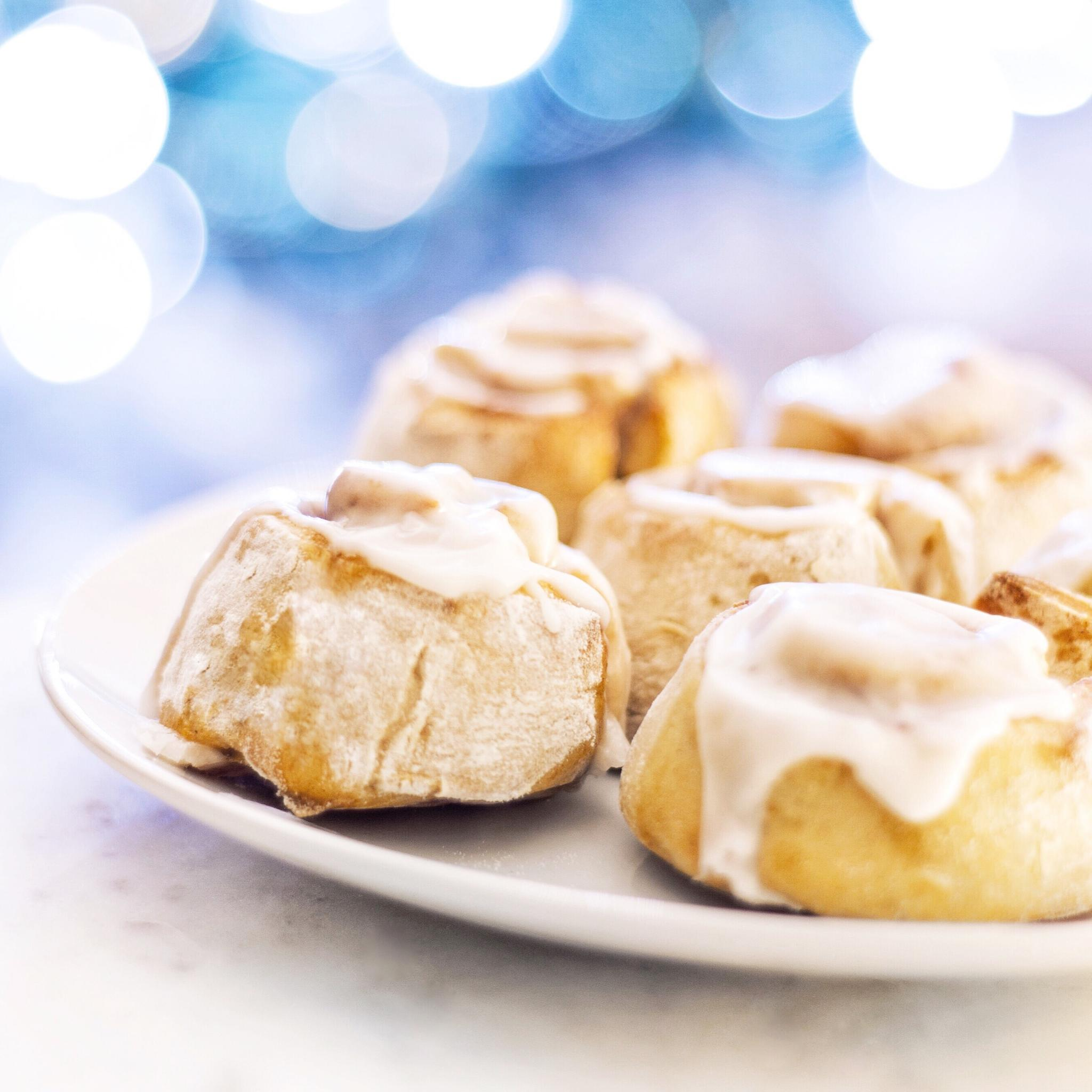 Vegan Cinnamon Rolls Recipe