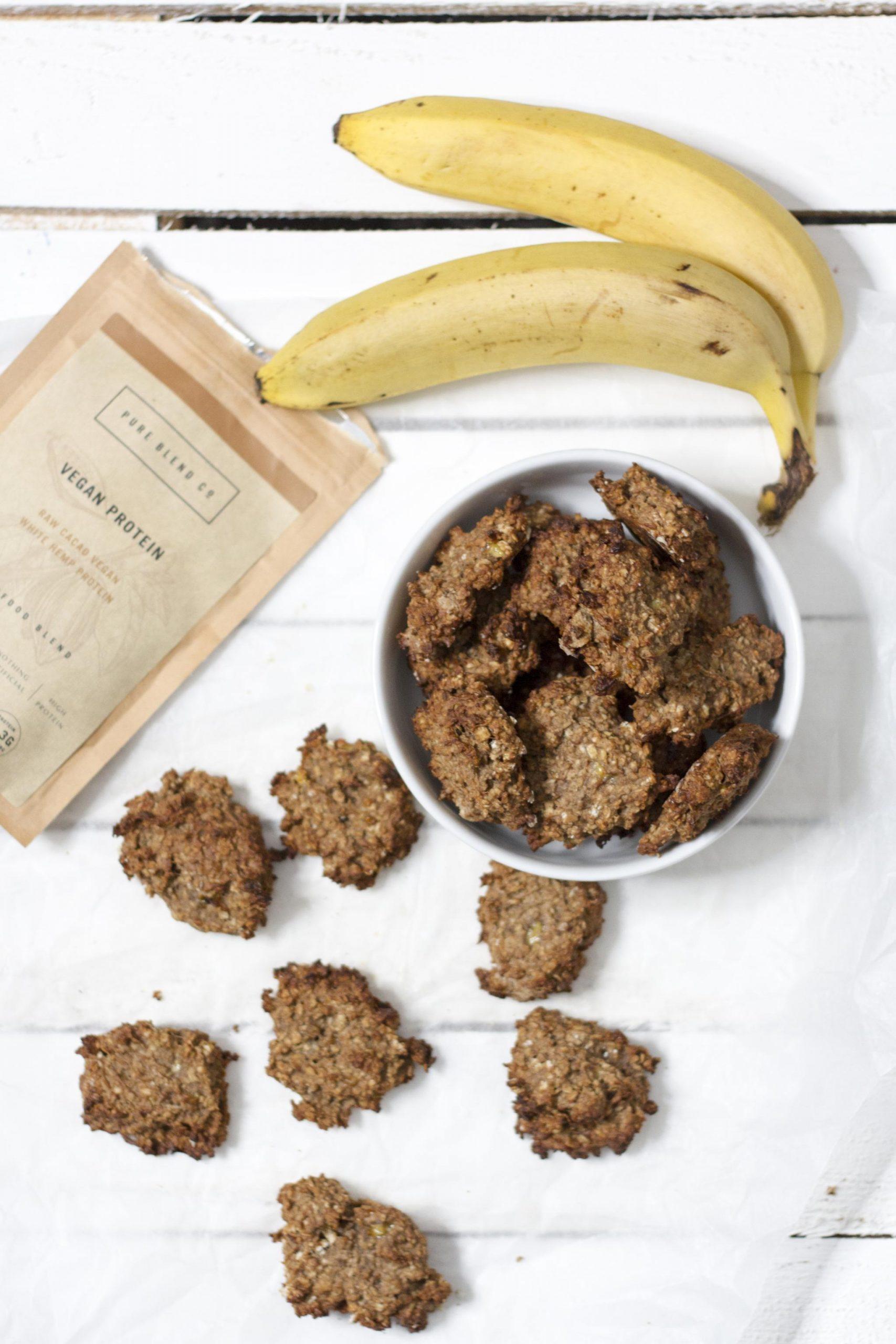 Vegan Protein Snack