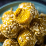 Vegan Turmeric Energy Balls Recipe