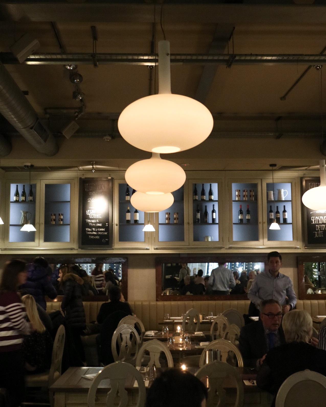 Aubaine Restaurant London Kensington