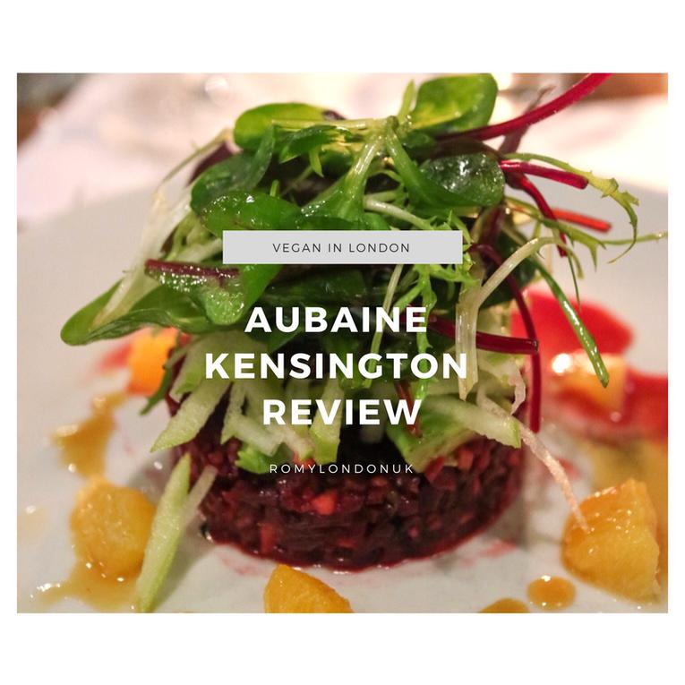 Aubaine Kensington Vegan Review