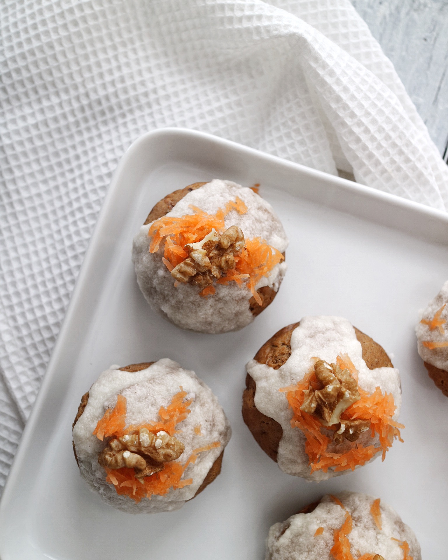 Carrot-Cake-Muffins