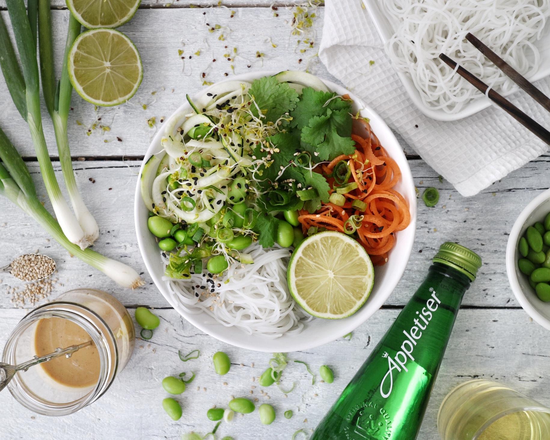 Vietnamese Salad Noodle