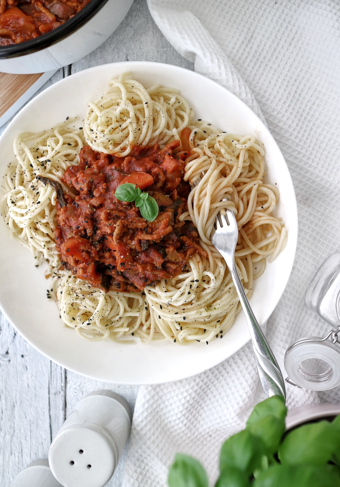 Authentic Vegan Bolognese Recipe