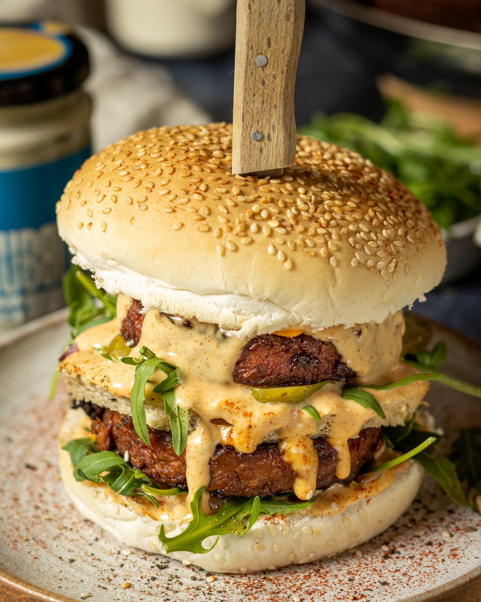 Vegan Big Mac Sauce