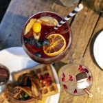 Vegan Brunch London - The Spreadeagle