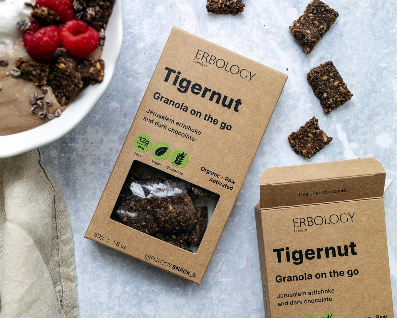 Erbology Tigernut Granola