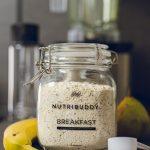 Nutribuddy Breakfast Smoothie