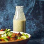 Easy Vegan Caesar Salad Dressing