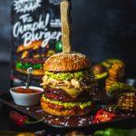 Homemade Vegan Burger Buns